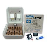 Incubadora Automática Kit (bandeja, Termómetro, Ventilador)