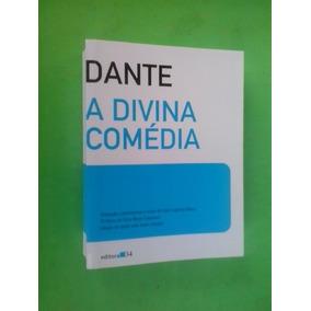 Livro: A Divina Comédia: Dante Alighieri