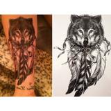 Tatuagem Temporaria, Tatuagem Temporaria 3d, Tatuagem Pena