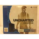 Consola Ps4 Edición Uncharted The Nathan Drake Collection