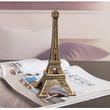 Torre Eiffel Paris 10 Cm Metal Decoracion Adorno