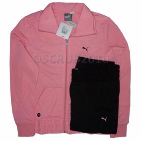 Conjunto Deportivo Puma Dama Ess Poly Suit 100% Original