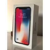 Iphone X 64gb - Nuevo - Caja - Garantia