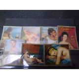 Paraguay - Serie Completa Pinturas Y Desnudos 3