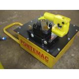 Bomba Hidraulica Manual Ou Motoriza Alta Pressão 15.000lbs