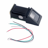 Modulo Lector Óptico Huella Dactilar Luz Verde Para Arduino