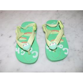 Havaianas Ojotas Originales Importadas Bebé Impecables
