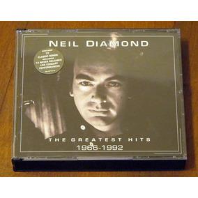 Neil Diamond Greatest Hits 1966-1992 Cd Doble Importado