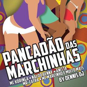 Pancadão Das Marchinhas - Cd
