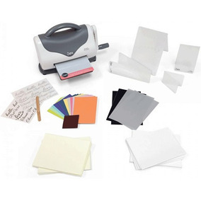 Sizzix Texture Boutique Embossing Machine - Kit Inicial