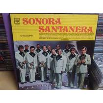Sonora Santanera Caja De 3 Discos Lps Seminuevos Impecables