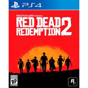Preventa Red Dead Redemption 2 Para Ps4 Sólo En Gamers!