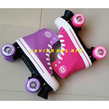 Patines Tipo Soy Luna Ollie Roller Sneaker Nvo Delvry Grtis*