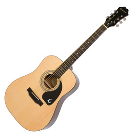 Guitarra Acústica Epiphone Ea10nach1-dr-100 Incluye Envio