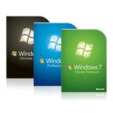Wiindows 7- Chave Fpp - Original Vitalícia + Garantia