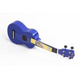 Ukelele Mahalo U30g Soprano Colores + Estuche Para Musicos