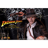 Hot Toys 12 Indiana Jones Dx05 Raiders Of The Lost Ark 1/6