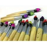 Lapiceras Con Forma De Pincel Colores Arte Paleta Xul Solar