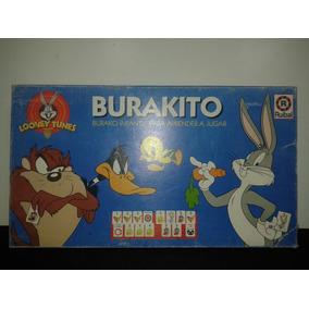 Juguete Burakito Infantil Juego De Mesa Niño Usado