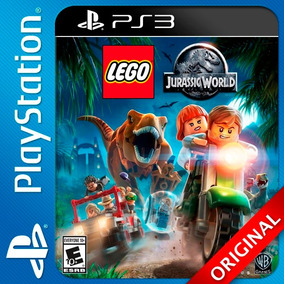 Lego Jurassic World Ps3 Digital Mundo Jurasico Oferta!