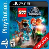 Lego Jurassic World Ps3 Digital Mundo Jurasico Oferta!