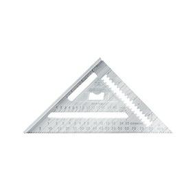 Johnson Level & Tool 7 Ras-1-pulgada Cuadrada Ángulo De Alum