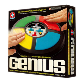 Jogo Genius - Estrela Estrela