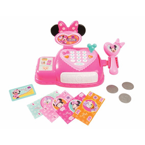 Caja Registradora Minnie Mouse Para Niñas Oferta