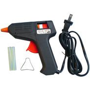 Pistola Encoladora Silicona Electrica 60w + 2 Barras Regalo