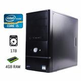 Pc Intel Core I5 3330 4gb Ram/1tb Dd/dvd