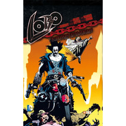 Lobo Gladiadores Antiamericanos - Dc Ecc Comics Robot Negro