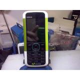 Teléfono Celular Básico Nokia 5000d Gsm Solo Movilnet