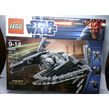 Lego Star Wars 9500 Sith Fury Class Interceptor Darh Malgus