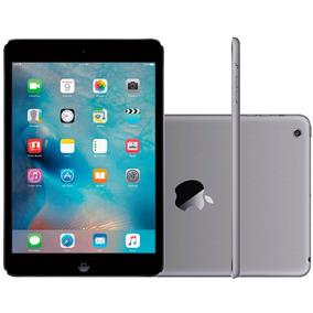 Apple Ipad Mini 2 Ger Wi-fi 4g 16gb Cinza Espacial I Vitrine