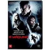 A Máquina - Dvd - Bruce Willis Ambyr Childers Thomas Jane
