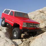 Camioneta Chevrolet Blazer 1/10 Rc Electrica Rtr - Vaterra