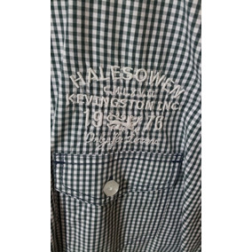 Camisa Casual Kevingston Hombre