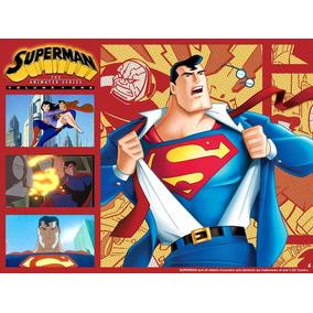 Dvd - Coleção - Superman - A Série Animada - Completa