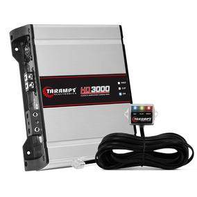 Modulo Hd3000 Taramps 3000w Rms 1 Canal Amplificador 1 Ohm