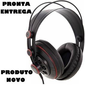 Fone Superlux Hd681 Dj Estúdio - Pronta Entrega (novo)