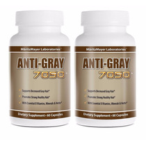 Anti-gray Hair 7050, Combate Las Canas Del Cabello