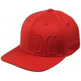Gorra Hurley Hermosa Hat - Gym Red Hats Hat Red Rojo