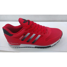 Adidas ZX 500 rojas