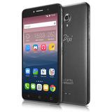 Smartphone Alcatel Pixi4 6, 6 , 3g, 24 Gb, 13mp - Preto