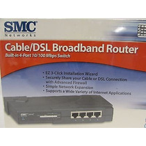 Sms Cable/dsl Broadband Router