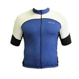 Camisa Ciclismo Pro Poliamida Azul E Verde - Ciclopp