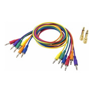 Cables Mini Jack Sinte Modular Korg Sq-cable-6 Sq-1 - Oddity