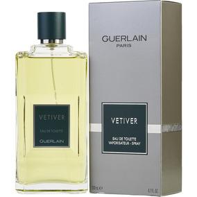 Perfume Vetiver Guerlain 100ml Masculino Original Lote Novo