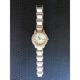 Reloj Fossil Mujer Original Blanco