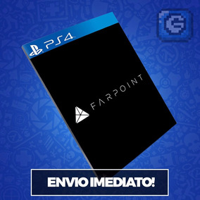 Pré-venda - Far Point Ps4 Código 12 Dígitos Mídia Digital